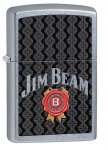 Zippo Jim Beam Lighter Regular USA Genuine Windproof 28420