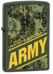 Zippo 24828 Classic US Army Green Matte Windproof Lighter
