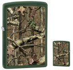 28331--MOSSY OAK BREAK-UP INFINITY ZIPPO LIGHTER