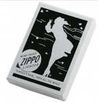Zippo Lighter 1935 Replica Brushed Chrome