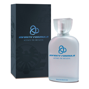 AVENGERS PERFUME Infinity Formula Activate The initiative