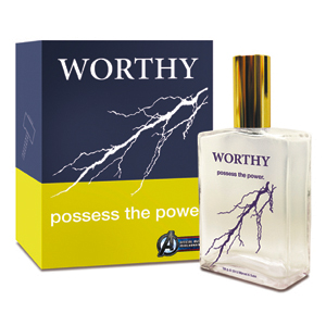 AVENGERS PERFUME Worthy Possess The Porwe